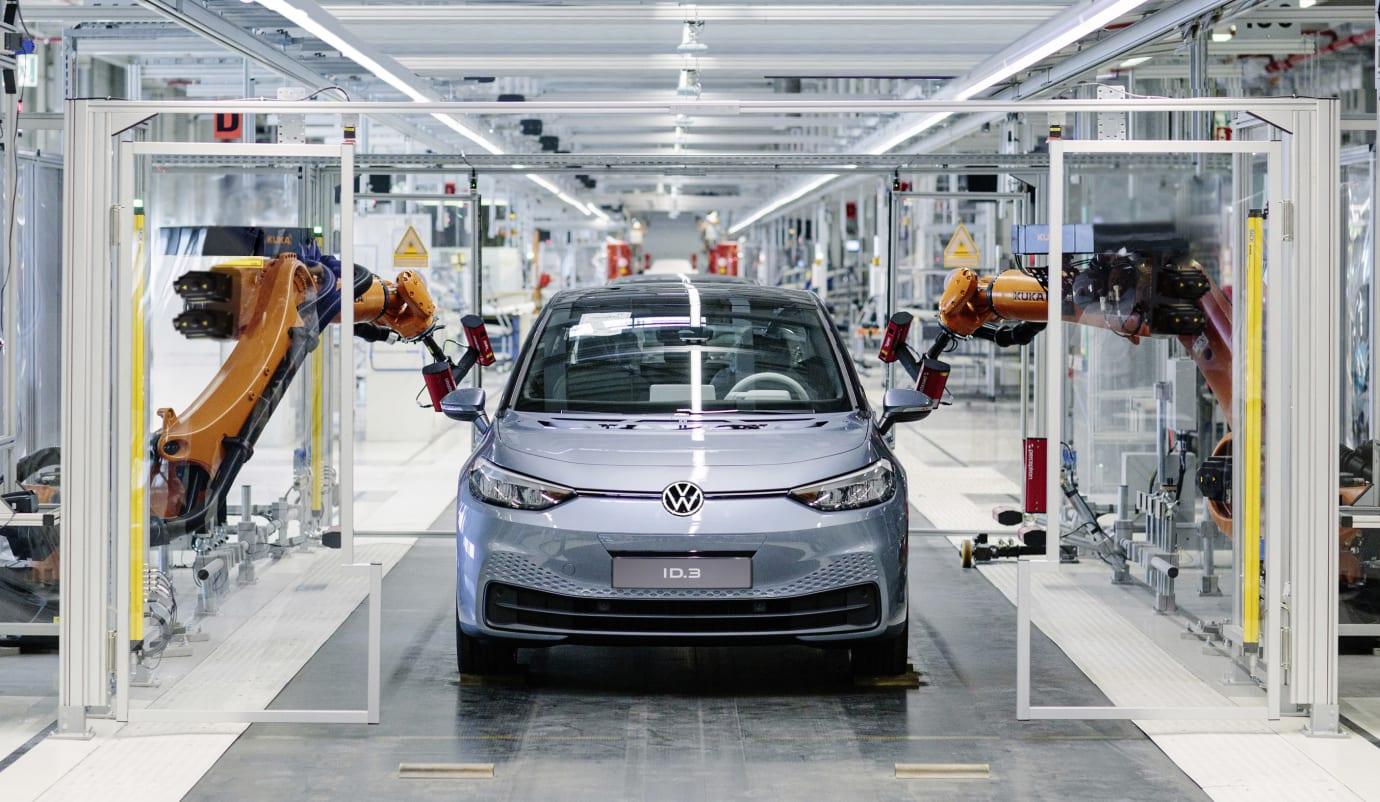 Volkswagens elbil ID.3