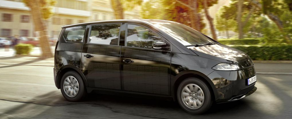 Kris för Sono Sion – nya elbilen skjuts upp ett år
