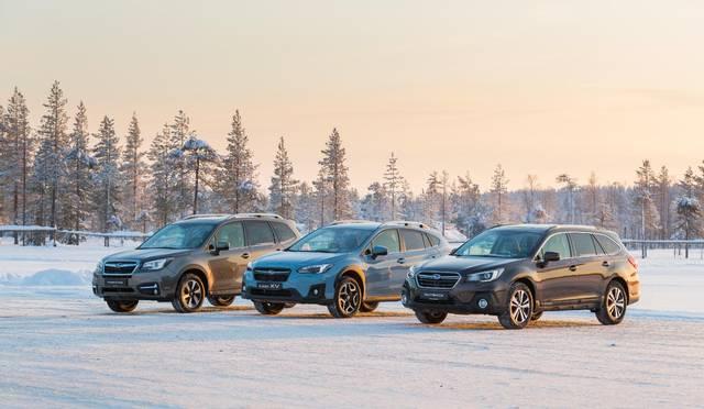 Subarus satsning – då ska alla modeller vara eldrivna