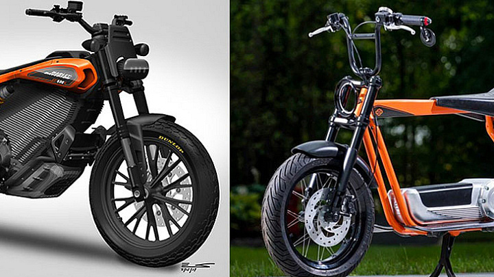 Re-Volten från Harley Davidsson – Helt ny modellserie på gång!
