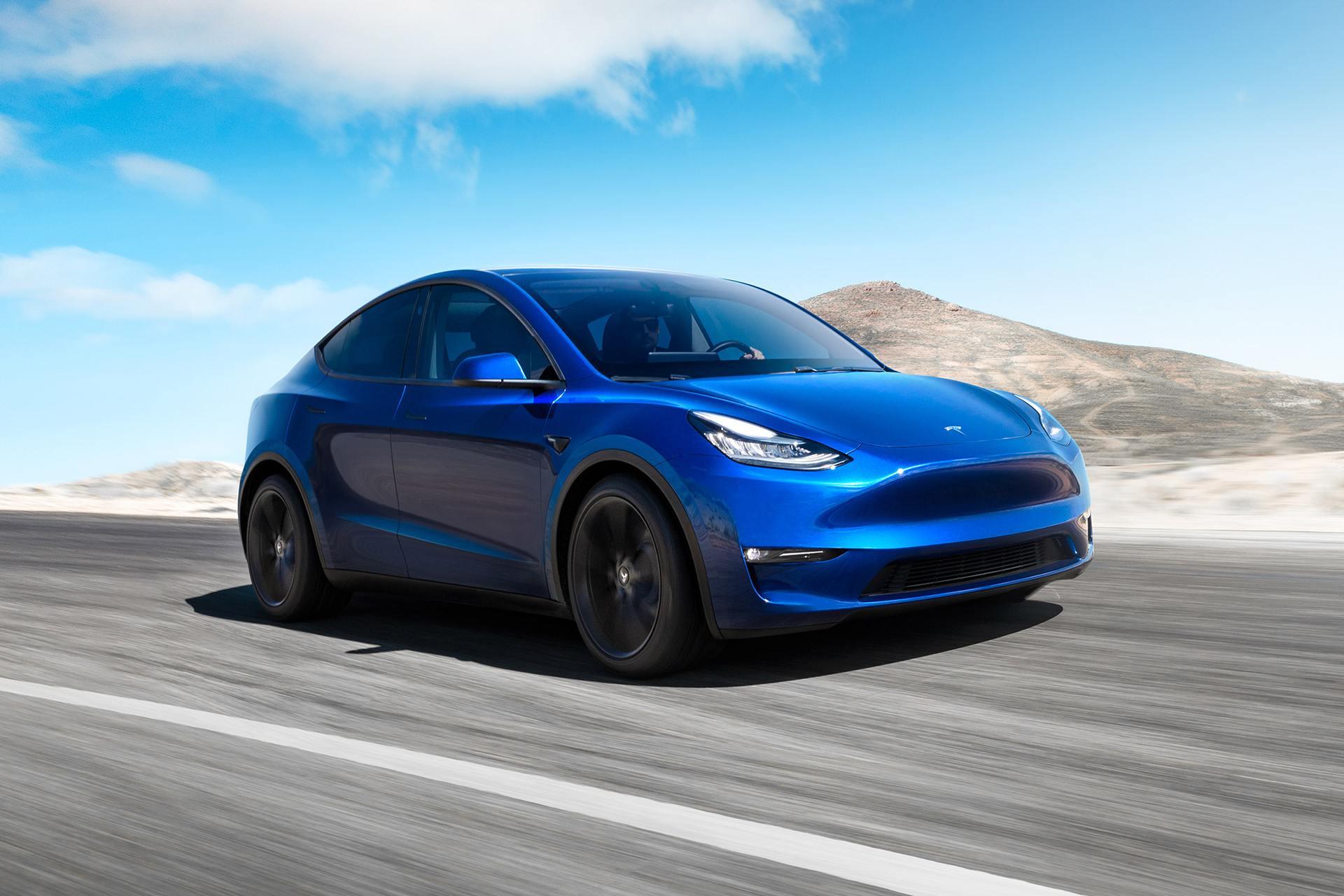 Tesla Model Y kommer ännu tidigare än väntat