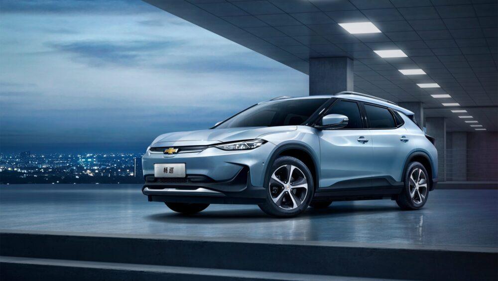 Här är GM:s senaste elbil