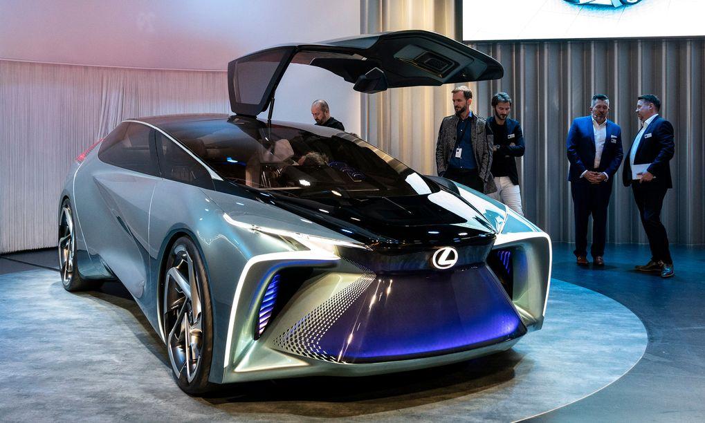 Toyota byter riktning?