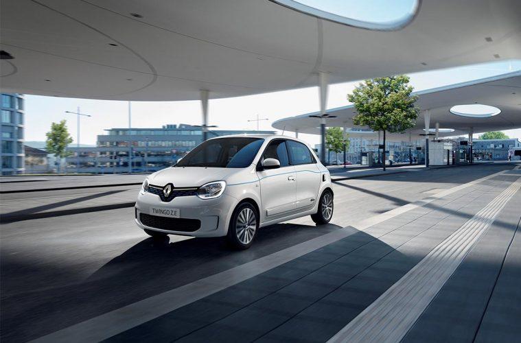 Ny elbil: Renault Twingo ZE – dissar dock Sverige