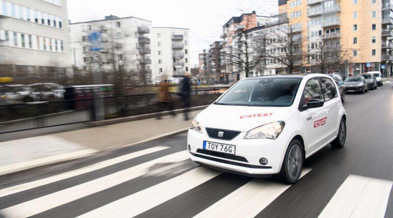 Sveriges billigaste elbil – passar bäst i stadstrafik