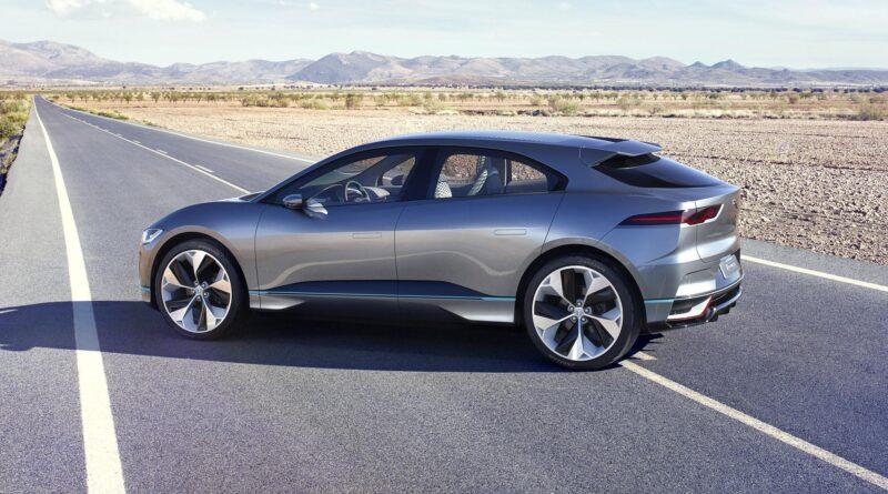 Ny plattform bäddar för Jaguars nya elbilar
