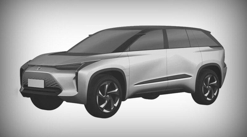 Bildläcka: Toyotas nya elsuvar avslöjade i förtid