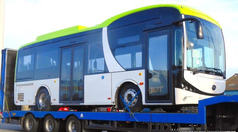 En fjärdedel av alla nya stadsbussar i Danmark kommer att vara gröna år 2021