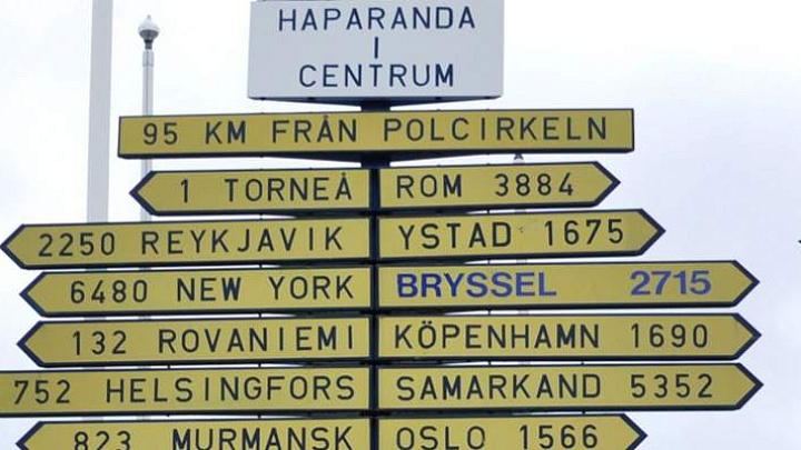 Ystad – Haparanda – Ystad tävling med elbilar!