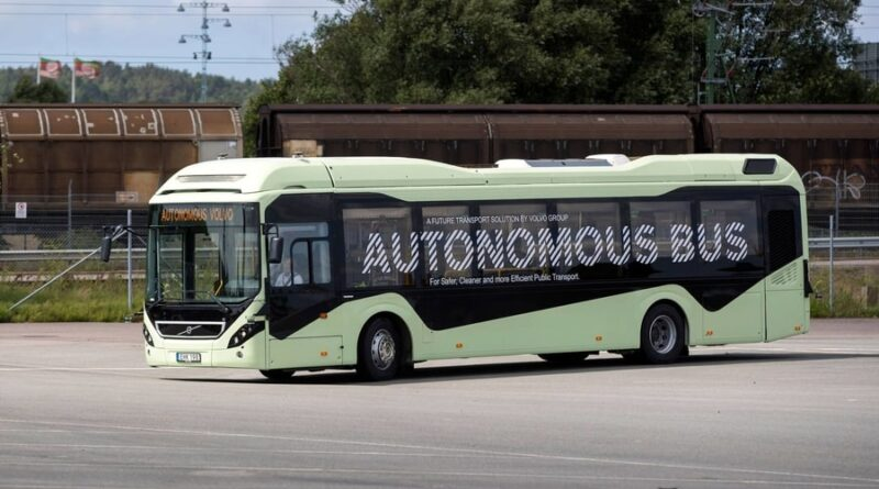 Test av självkörande fordon utan förare snart möjligt