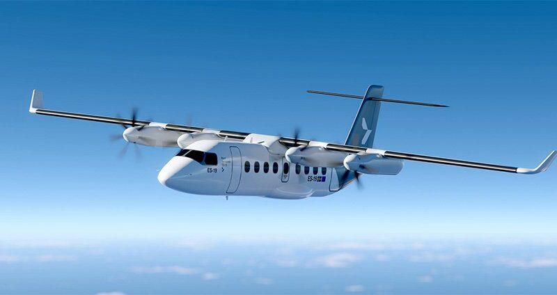 Premiär för Heart Aerospace världsledande elektriska drivlina