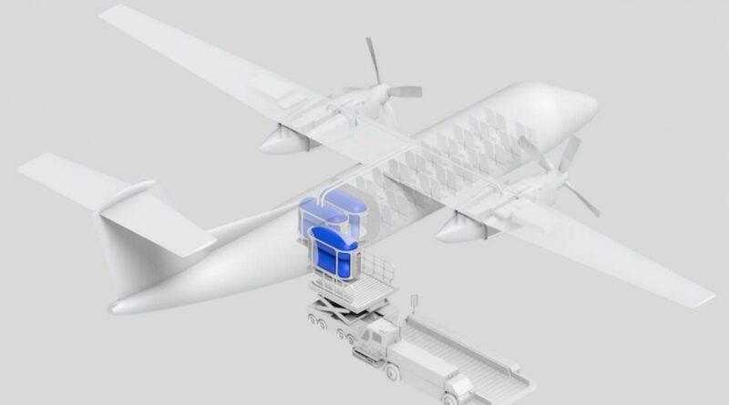 Blir det största vätgasdrivna passagerarflygplanet i trafik