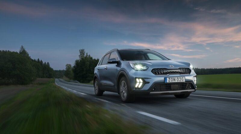 Sveriges mest sålda bil i augusti