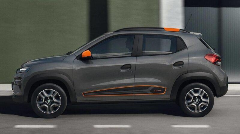 Dacias Spring Electric ska öppna elbilens budgetsegment
