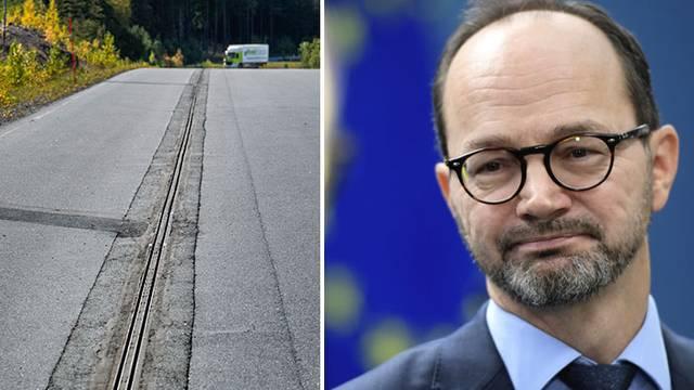 """Regeringen vill få fart på nya elvägar: """"Nu kör vi"""""""