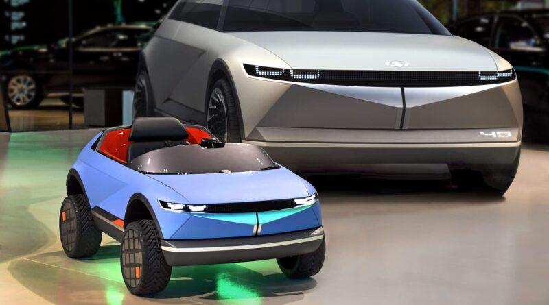 Hyundai presenterar sin minsta EV hittills