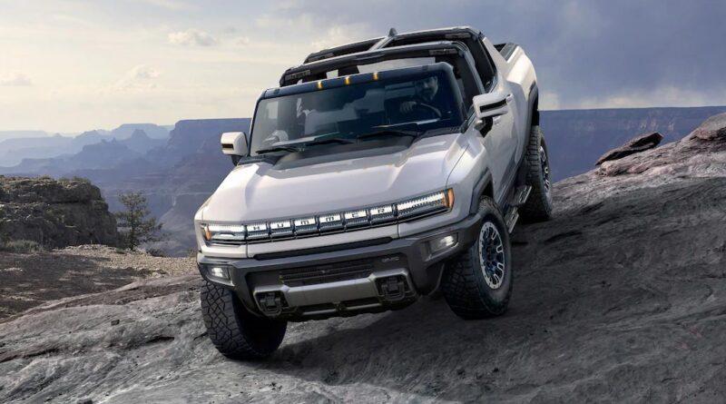 Den eldrivna mastodont-pickupen GMC Hummer är här – värdig efterträdare till det bensinslukande originalet
