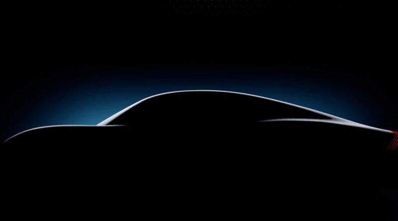 Mercedes spänner bågen: En elbil effektiv nog att klara 1200 kilometer på en laddning