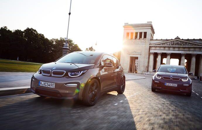 BMW firar 200 000 tillverkade BMW i3