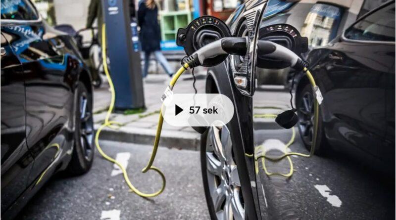 Då blir elbilen billigare än bensinbilen