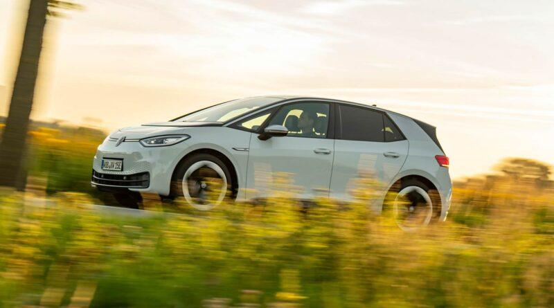 Bra start för Volkswagen ID.3: Har redan levererat 14 000 elbilar i Europa