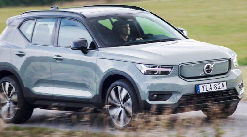Så tycker omvärlden om nya elbilen Volvo XC40 Recharge