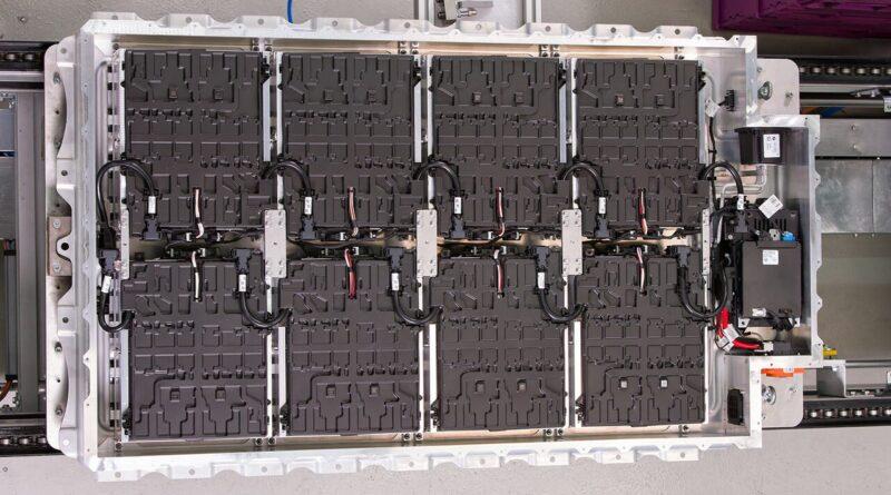 EU självförsörjande på elbilsbatterier 2025