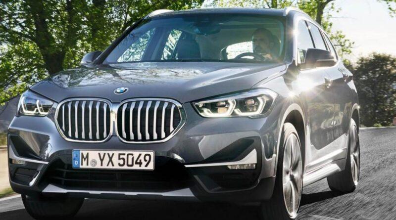 Nya uppgifter om BMW iX1 – eldriven kompaktsuv på ingång