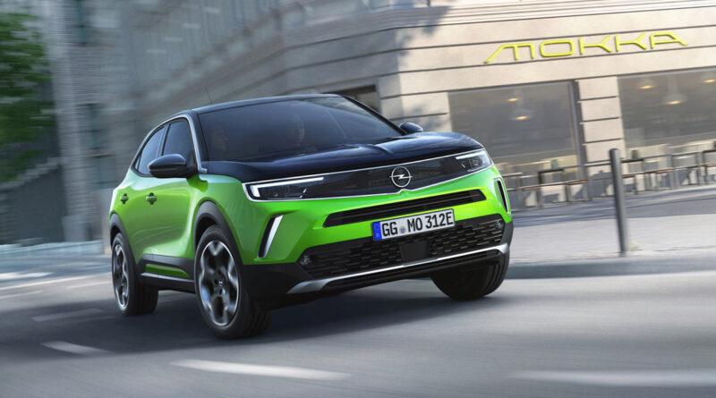 Nya elbilen Opel Mokka-e närmar sig lansering – svenska priser från 369 900 kronor