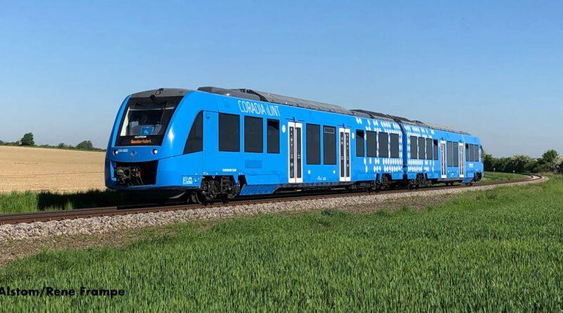 Nytt projekt med bränsleceller för tåg