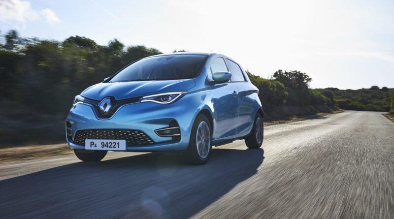 Renault leder elbilsmarknaden i Europa