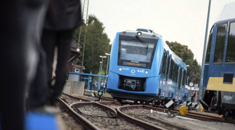 """Siemens satsar på vätgaståg: """"Ser en marknadspotential"""""""