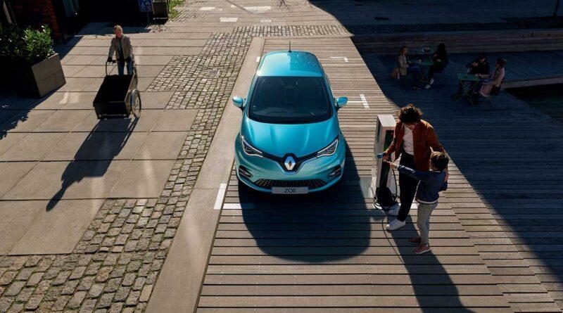 Renault Zoe är den populäraste elbilen i Europa – än så länge