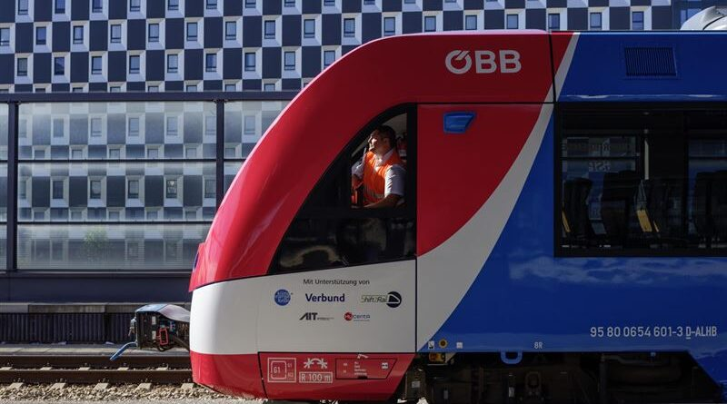 Alstoms vätgaståg har avslutat tre månaders lyckade testturer i Österrike