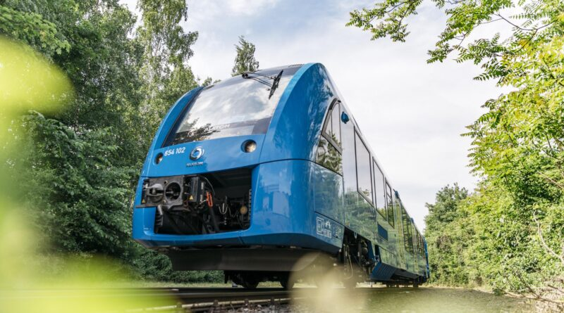 Alstom levererar Italiens första vätgaståg