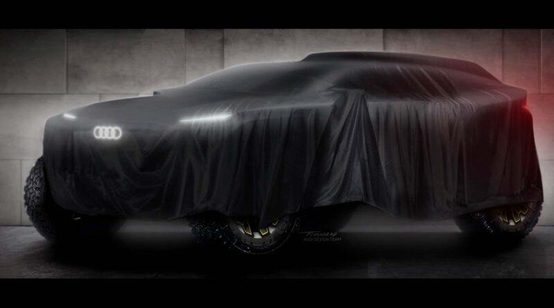Audi satsar på eldrivet i Dakarrallyt – positiv utveckling för den elektriska drivlinan