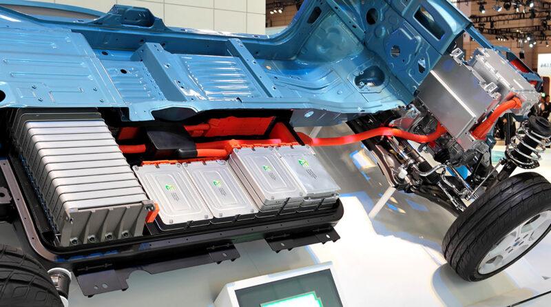 Förslag: Elbilsbatterier måste visa sina koldioxidavtryck