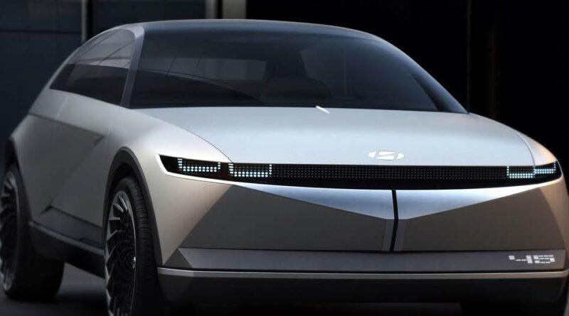 Hyundais nya elbil närmar sig – snart premiär för Ioniq 5