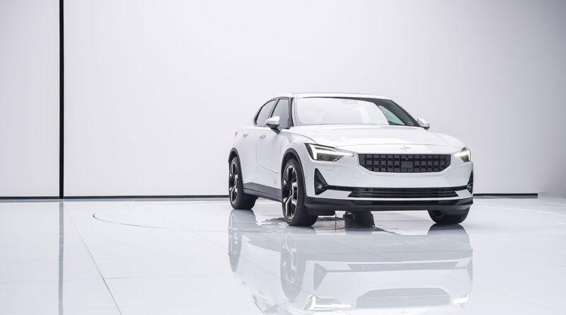 Polestar 2 vinner utmärkelsen Årets Bil 2021 i Norge