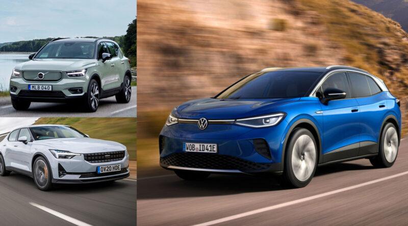 Tuffa EPA-testet avslöjar: Så långt går nya elbilarna i verkliga förhållanden