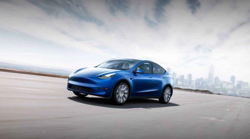 Teslas elbilar tillverkade i Europa blir först med ny batteriteknik: 17 prototyper av Model Y klara