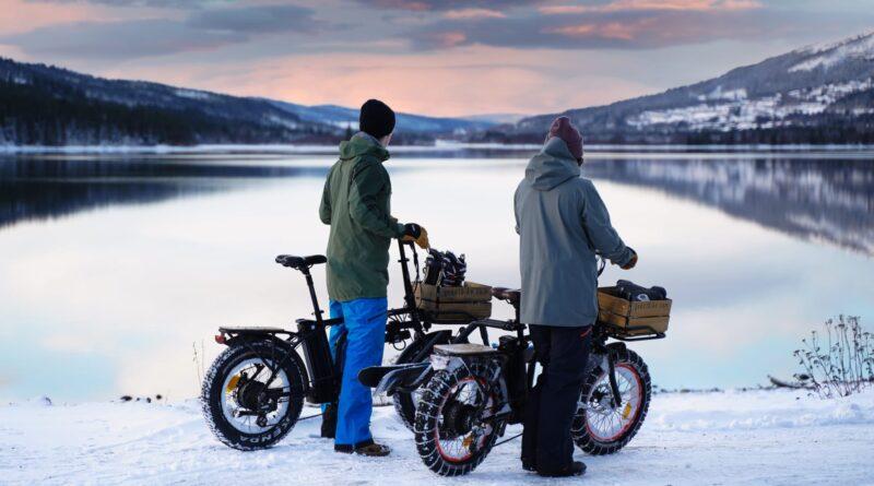 Elcykeltjänst för skidorter — Guestbike har världspremiär i Åre