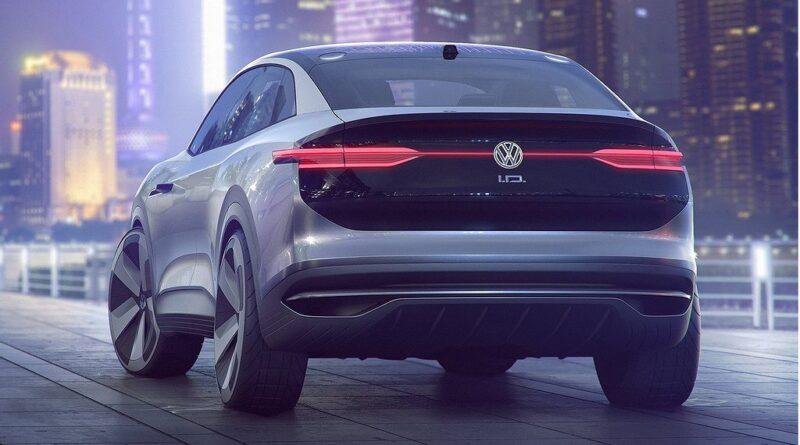 Så kan Volkswagen ID.5 se ut