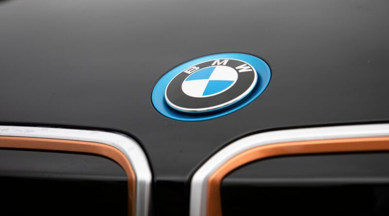 BMW rensar modellutbudet – satsar på el