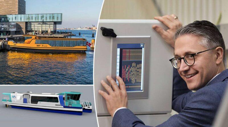 Echandias lösning på sjöfartens utsläpp: ammoniak