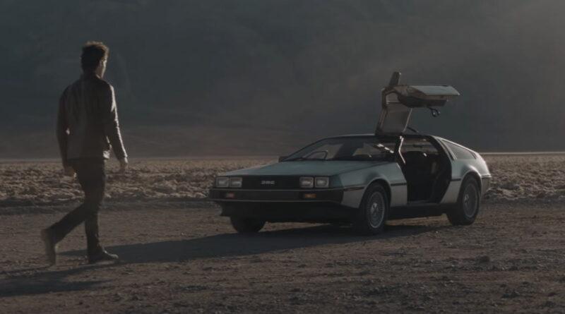 Ikoniska DeLorean DMC-12 kan komma tillbaka i framtiden som elbil