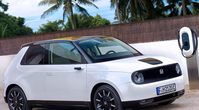 Honda elbil – Banar väg för nytänkande