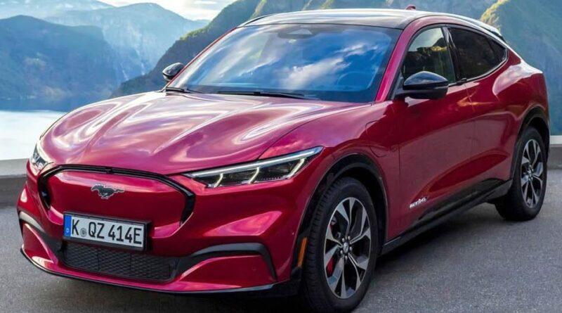 Ford Mustang Mach-E fast i kvalitetskontroll – försenad igen