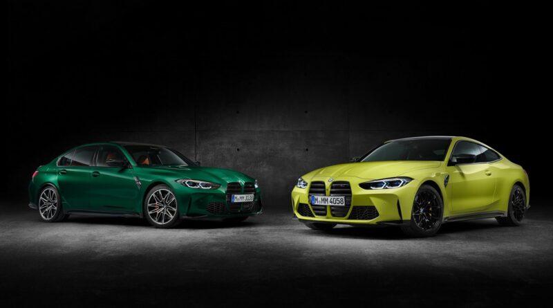 Officiellt: Första elektrifierade BMW M-bilen kommer senare i år