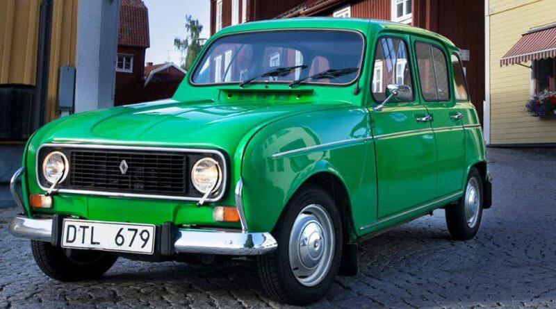 Nya uppgifter: Renault 4 och 5 kan bli nya elbilsmodeller